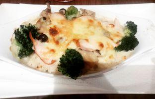 Foto 1 - Makanan(Doria Vegetable & Chicken (Part of Set Menu for 2) IDR 104,500 - Nett) di Popolamama oleh Rinni Kania