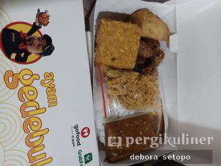 Foto review Ayam Gedebuk oleh Debora Setopo 2
