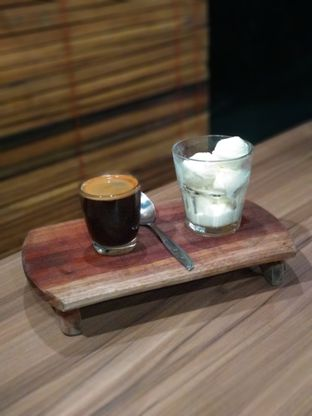 Foto 1 - Makanan(Affogato) di Kandank Coffee & Pasta oleh Eunice
