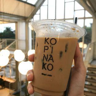 Foto 1 - Makanan(Es kopi nako se-trong) di Kopi Nako oleh Pengembara Rasa