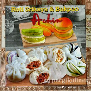 Foto review Roti Srikaya & Bakpao Achin oleh JC Wen 2