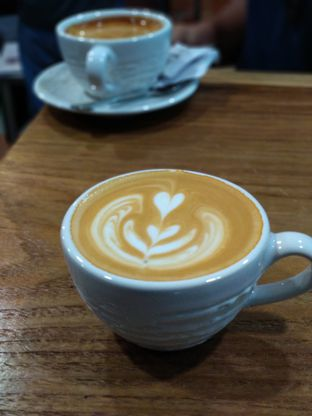 Foto 6 - Makanan(cappuccino latte) di Toraja Coffee House oleh Andreas ( IG : ommakanom )
