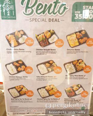 Foto 2 - Menu di Sushi Tei oleh ig: @andriselly