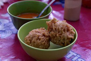 Foto 5 - Makanan di Bakmi Bangka 21 oleh perutkarets