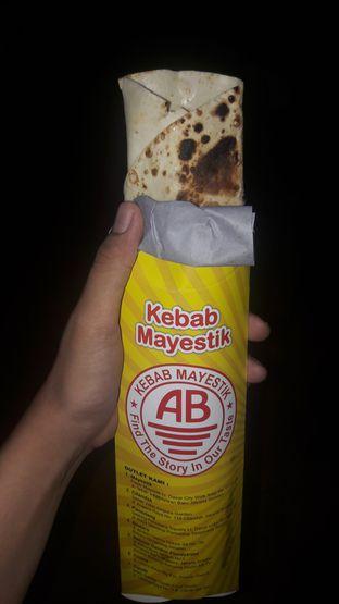 Foto 2 - Makanan di Kebab AB Mayestik oleh Risyah Acha