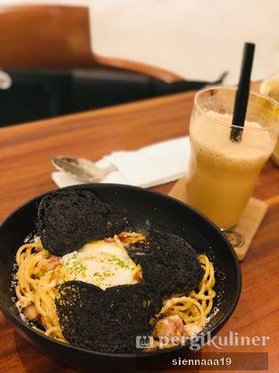 Foto 3 - Makanan(dashi pasta) di Hario Cafe oleh Sienna Paramitha