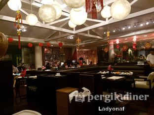 Foto 7 - Interior di Signatures Restaurant - Hotel Indonesia Kempinski oleh Ladyonaf @placetogoandeat