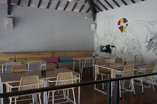 Foto 20 - Interior di Lawang Wangi Creative Space Cafe oleh yudistira ishak abrar