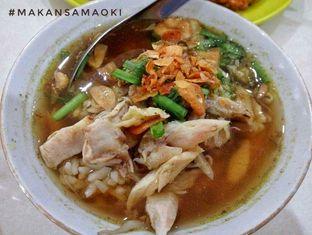 Foto 2 - Makanan di Soto Kudus Blok M oleh @makansamaoki