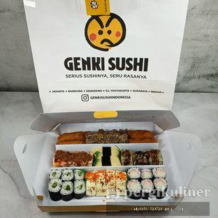 Foto 3 - Makanan di Genki Sushi oleh Ruly Wiskul