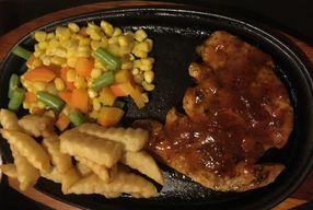 Foto D'Nine Steak