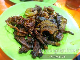 Foto 4 - Makanan di Nasi Uduk Kebon Kacang Puas Hati oleh Fransiscus