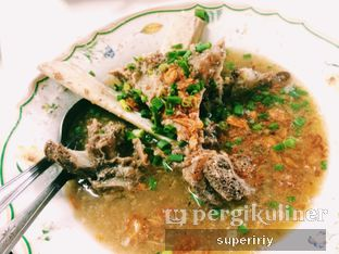Foto 1 - Makanan(sop konro) di Sop Konro Perak oleh @supeririy