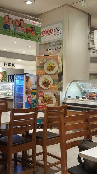 Foto 1 - Interior di Foodhall Kitchen oleh IG: FOODIOZ