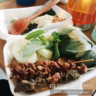 Foto Makanan di Ayam Gepuk Perwira