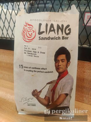 Foto 4 - Makanan di Liang Sandwich Bar oleh Nana (IG: @foodlover_gallery)