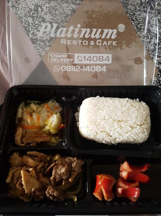 Foto Makanan di Platinum Grill