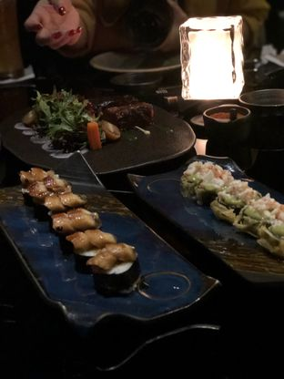 Foto 1 - Makanan(Angui) di Henshin - Hotel The Westin Jakarta oleh feedthecat