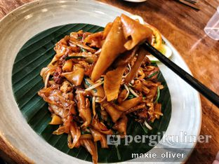 Foto 5 - Makanan(Kwetiau Goreng Sapi) di Kedai Kopi Aceh oleh Drummer Kuliner