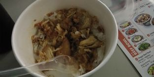 Foto 1 - Makanan di Ayam Keprabon Express oleh Devi Renat