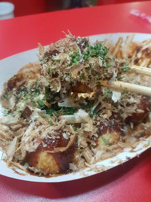 Foto 1 - Makanan di Maru Maru Ichi Takoyaki oleh Lid wen
