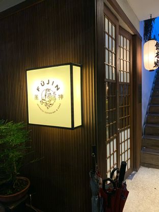 Foto 6 - Interior di Fujin Teppanyaki & Japanese Whisky oleh Deasy Lim