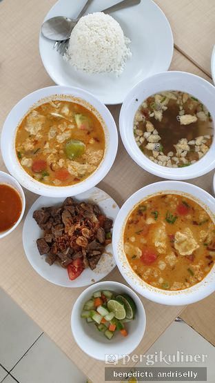 Foto review Soto Betawi H. Mamat oleh ig: @andriselly  2