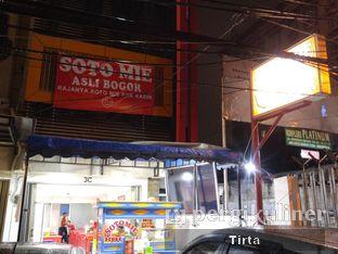 Foto review Soto Mie Asli Bogor Pak Kadir oleh Tirta Lie 2