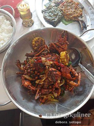 Foto 1 - Makanan di Sentosa Seafood oleh Debora Setopo