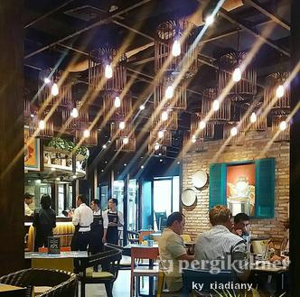 Foto Interior di Marco Padang Grill