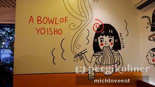 Foto 6 - Interior di Yoisho Ramen oleh Mich Love Eat