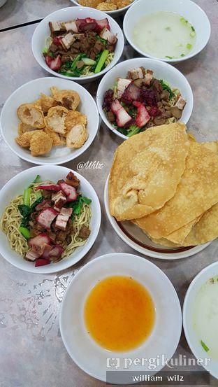 Foto 2 - Makanan di Bakmi Aboen oleh William Wilz