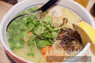 Foto 3 - Makanan(Ebi Ramen) di Marutama Ra-men oleh Audry Arifin @makanbarengodri