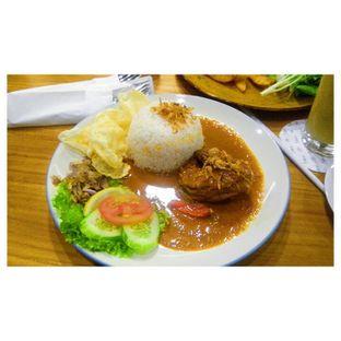 Foto 4 - Makanan(Grilled Balinese Spice Chicken ) di Bellamie Boulangerie oleh Novita Purnamasari