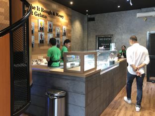 Foto 5 - Interior di Orbit Gelato oleh YSfoodspottings