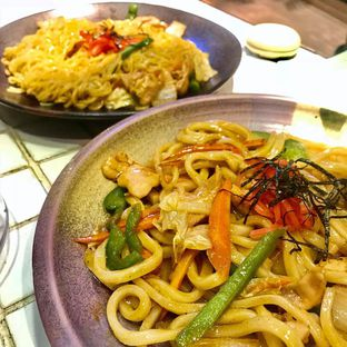 Foto 1 - Makanan di Sushi Tei oleh denise elysia